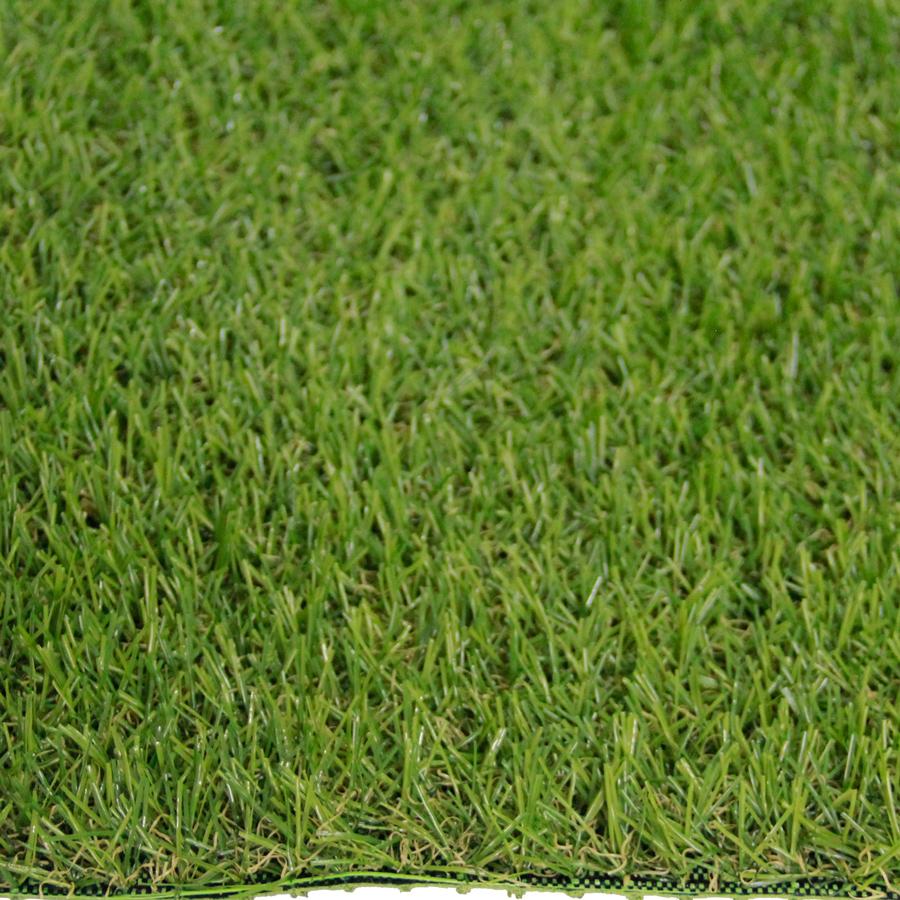 หญ้าเทียมปูพื้น U-SHAPE ใบยาว 3 cm. สีเขียว