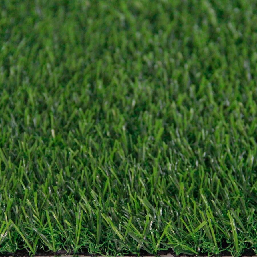 หญ้าเทียมปูพื้น ใบยาว 2 cm. 2Vสีเขียวล้วน