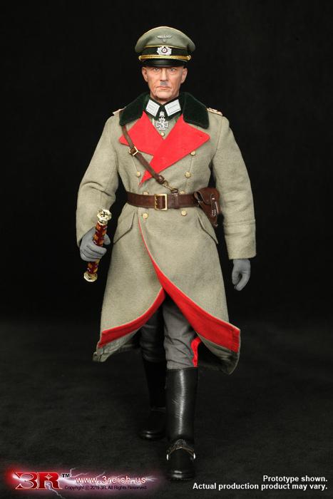 3R GM643 1//6 German Wehrmacht Marshal Karl Rundstedt 1875-1953 Figure