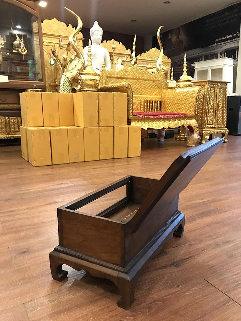คัมภีร์ปาฏิโมกข์ พร้อม กล่องบรรจุ ราคา 4500 บาท